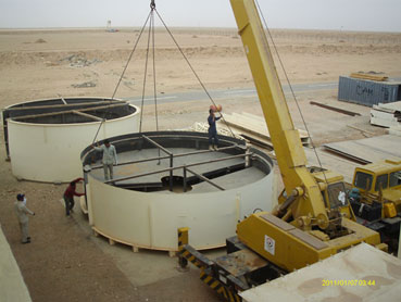 Tank Construction Company, Tank construction Services in UAE, Kuwait